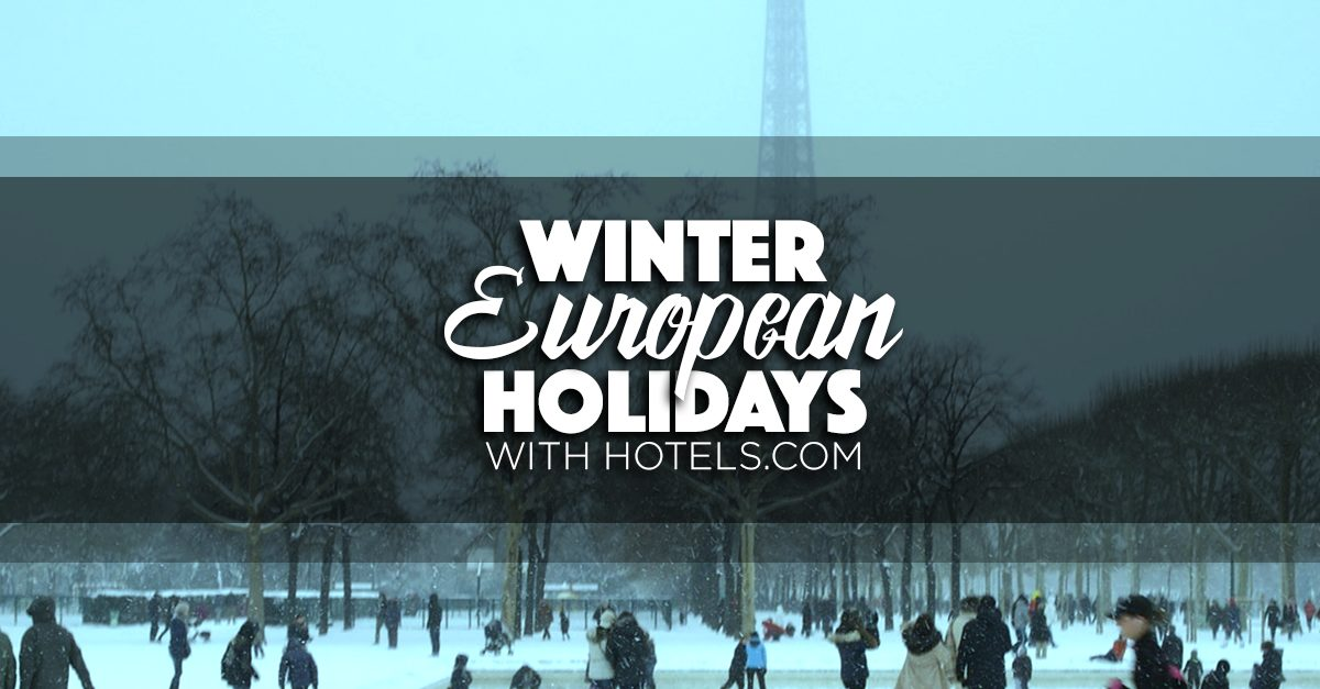 Experience A European Winter Wonderland With These Hotels From Hotels.com