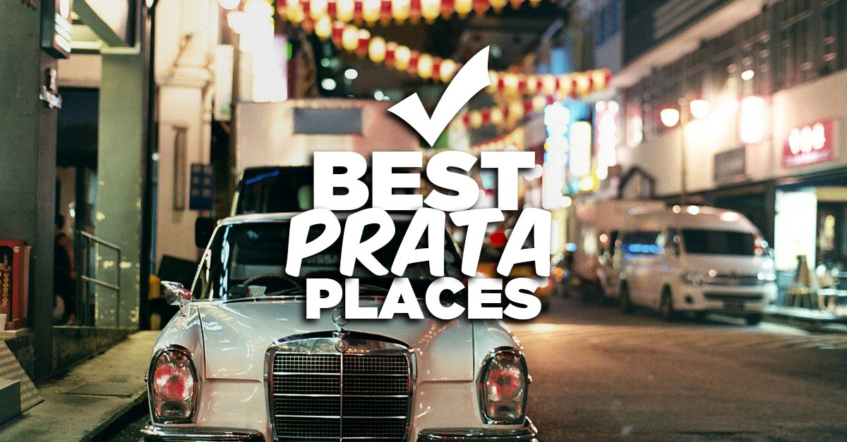 Best Places to Satisfy Those Prata Cravings