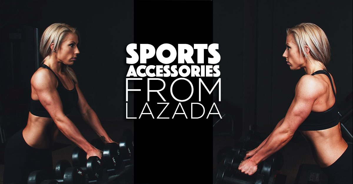 Get Active With These Sports Accessories From Lazada