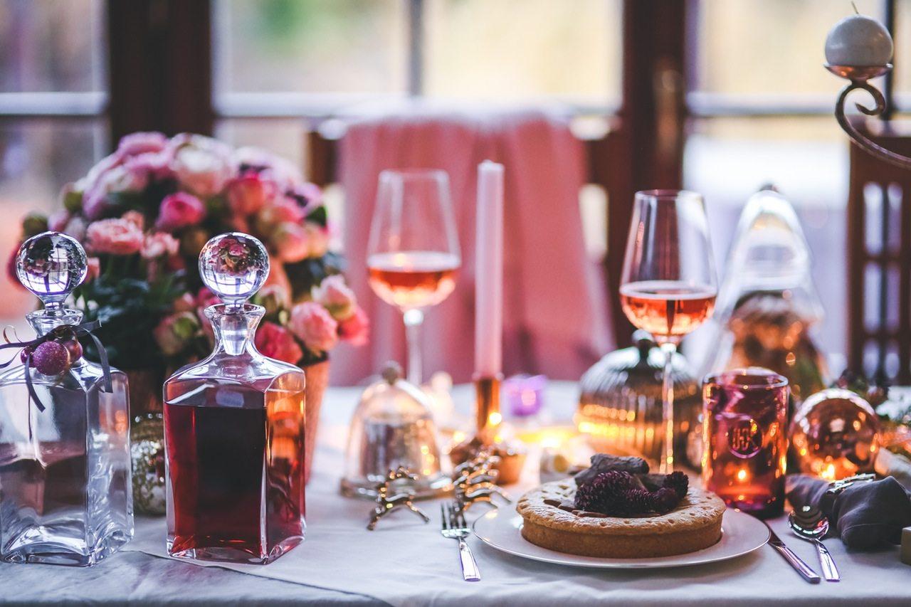 Budget friendly romantic dinner date places