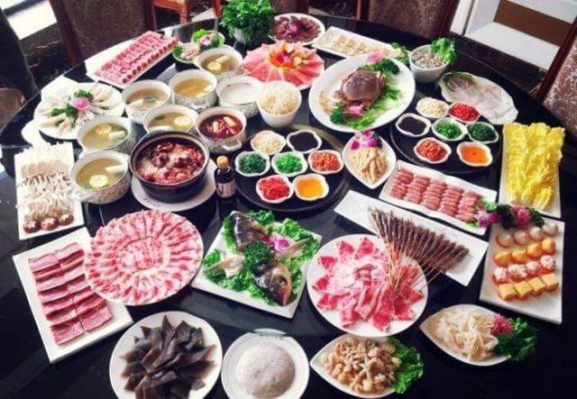 Fu Lin Men Dou Lao 福临门豆捞 hotpot buffet