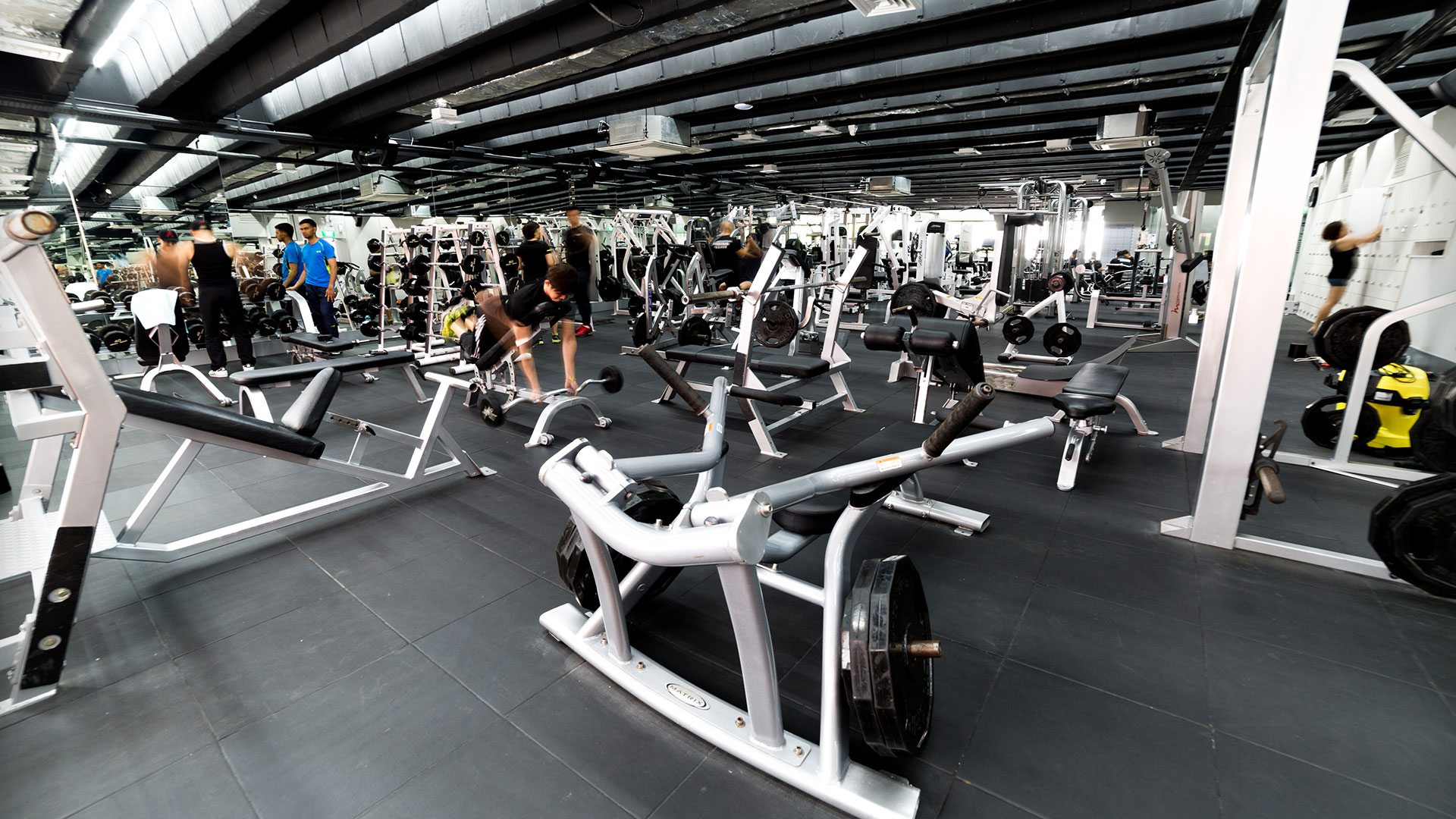 Make No More Excuses To Get Fit With These 24-hour Gyms In Singapore