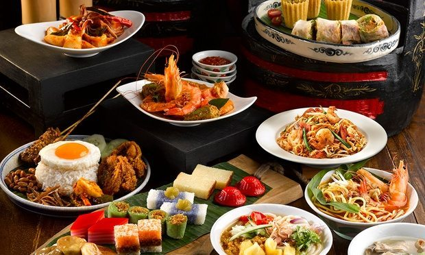 Festive Penang Heritage Buffet 2017 | Princess Terrace Cafe at Copthorne Kings Hotel Singapore
