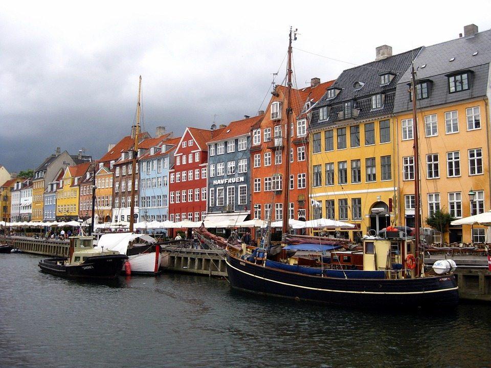 The Danish Girl - Copenhagen, Denmark transgender woman cobbled streets