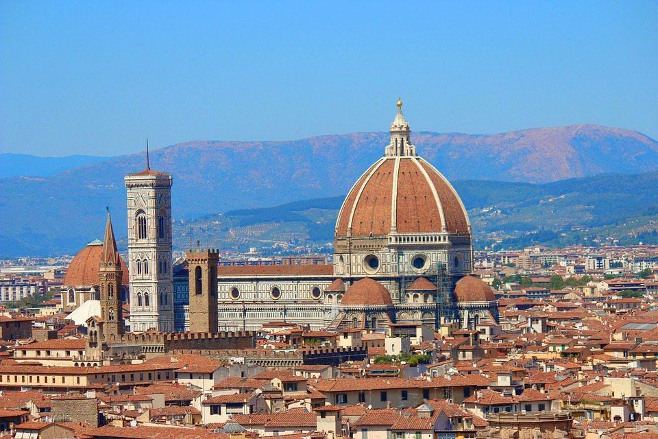 Inferno - Florence, Italy Dan Brown Robert Langdon Boboli Gardens