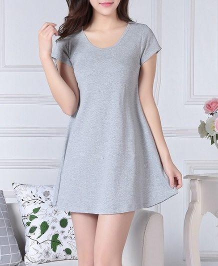 Basic t-shirt dress