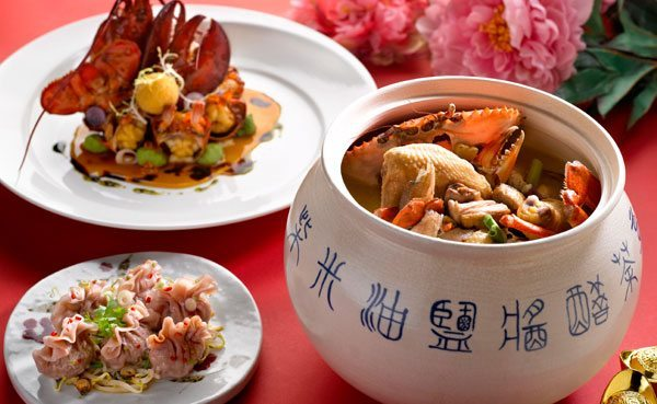 Lunar New Year Buffet | Town at The Fullerton Hotel