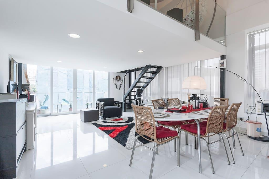 Penthouse near Farrer Park MRT
