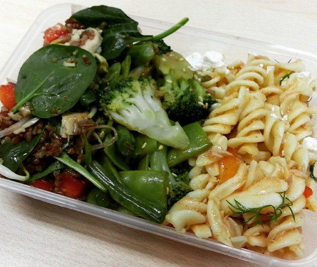 sumo salad pasta soup wraps