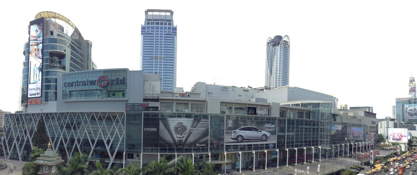 bangkok central world cheap shopping