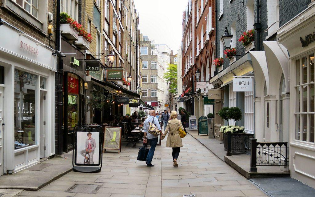 london discounted designer apparels