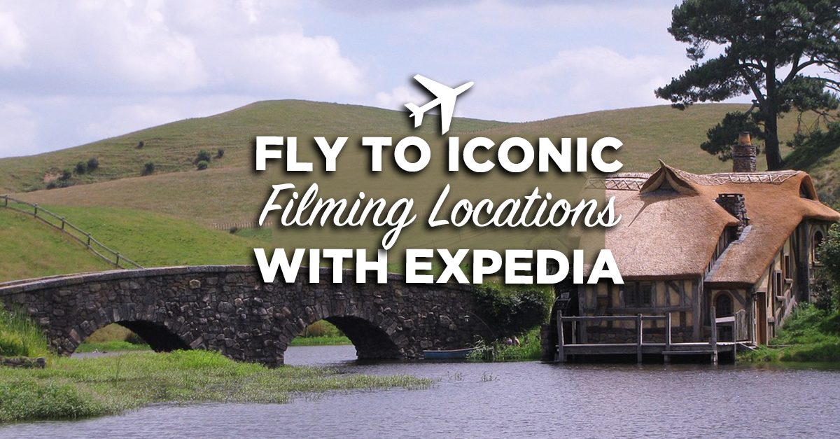 Head To These Iconic Filming Locations Around The World With Expedia