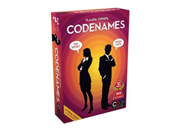 Boardgame CODENAMES