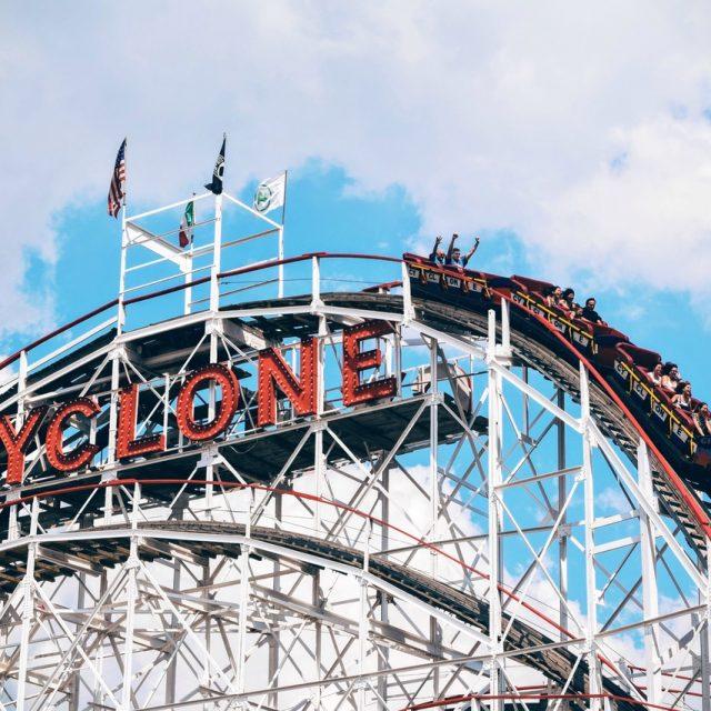 Scariest roller coaster