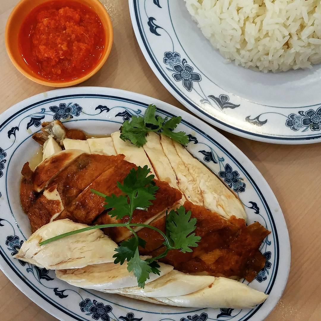 Yeo Keng Nam Traditional Hainanese Chicken Rice
