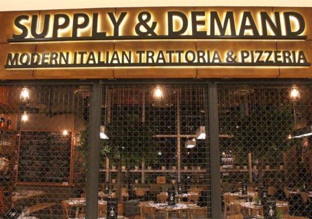 supply & demand store