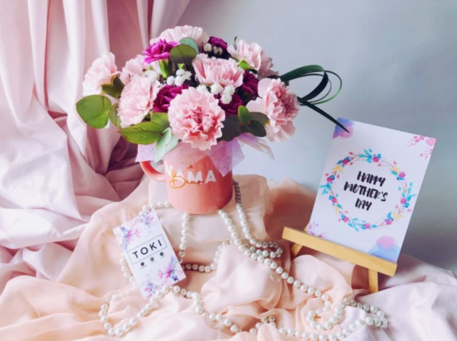 Toki Flowers and Gifts Mother's Day special