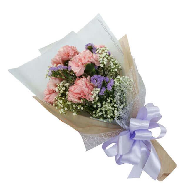 Flower Advisor Mother's Day Carnation Bouquet