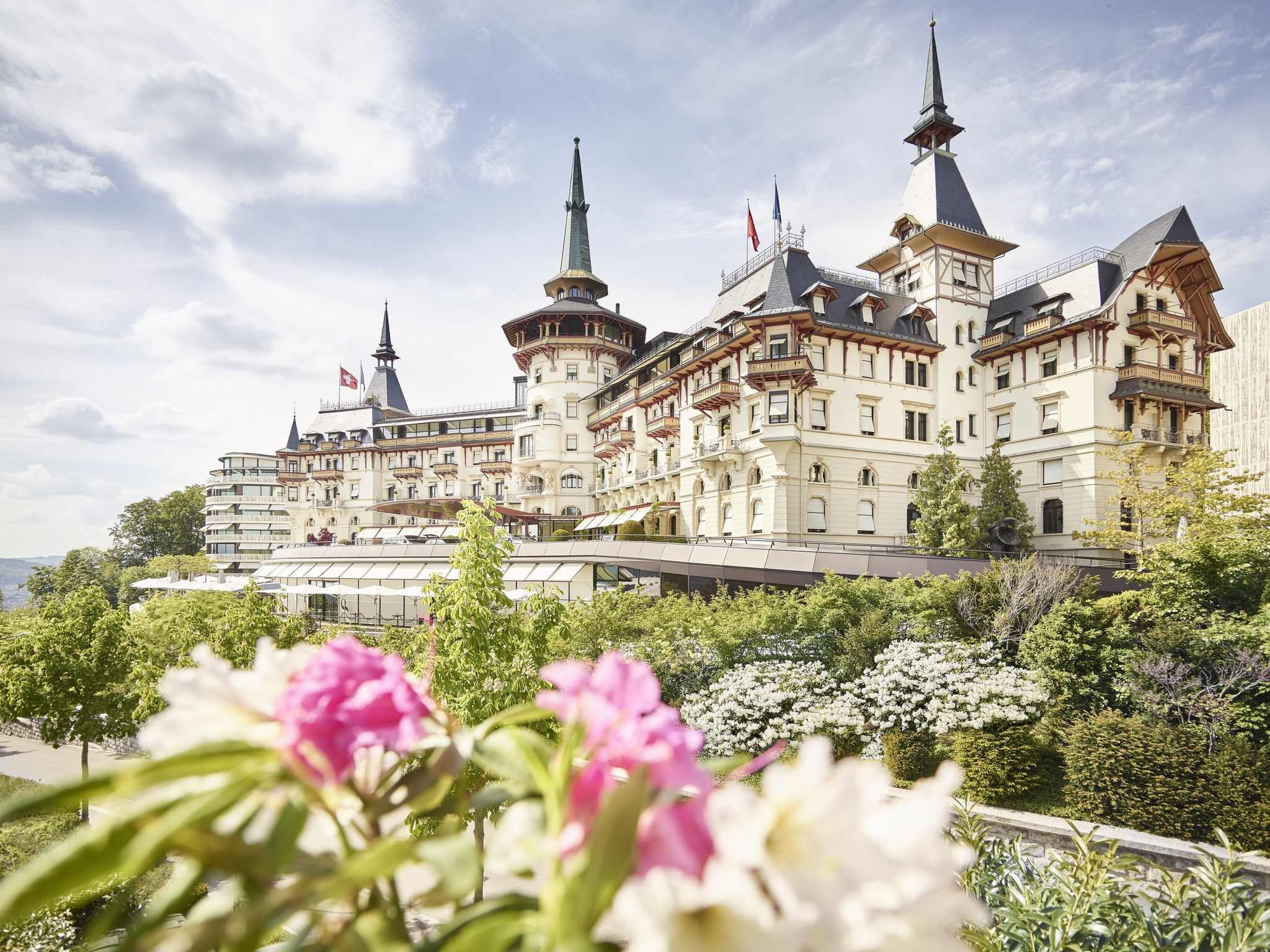 Experience The Finest Of Swiss Hospitality With AccorHotels.com!