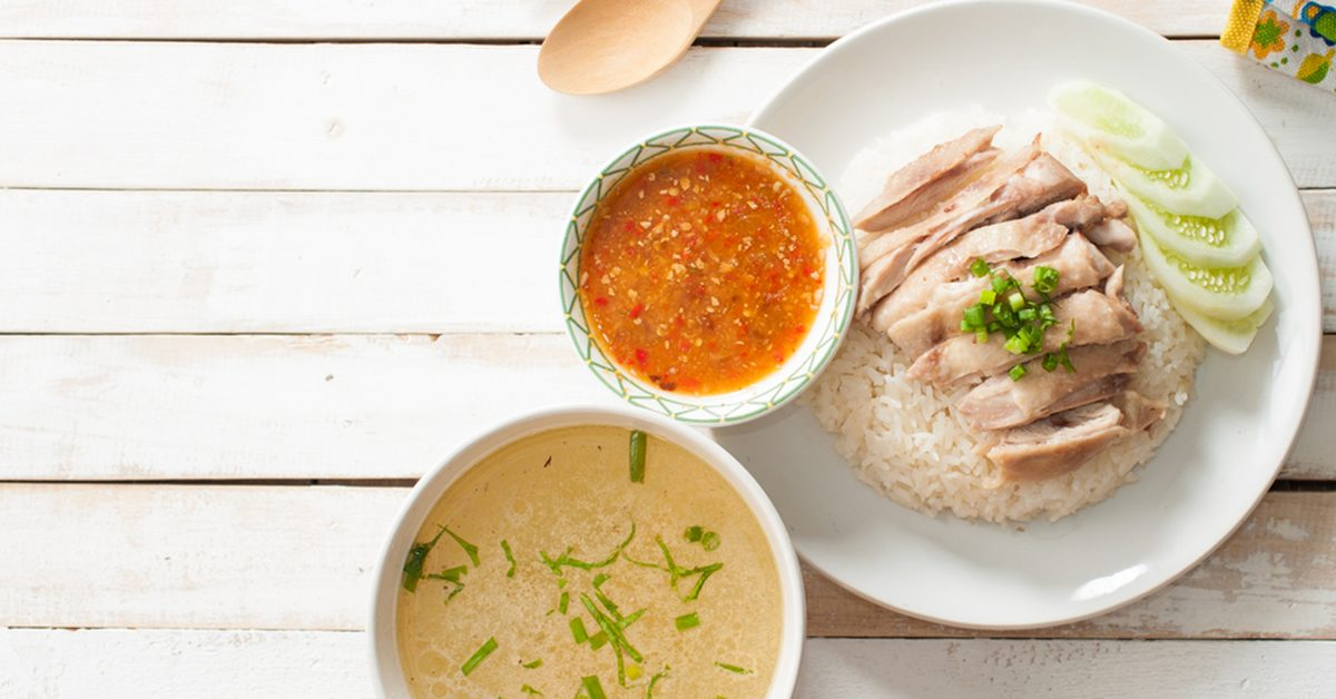 Best Chicken Rice In Singapore That You Tian Tian (Everyday