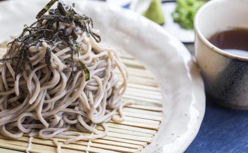 Irodori Japanese restaurant buckwheat soba