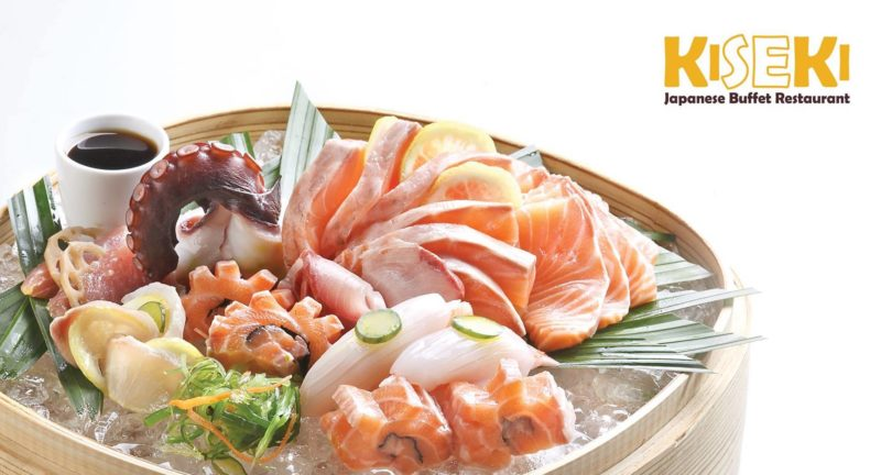 Kiseki restaurant sashimi