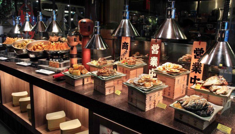 Kiseki buffet