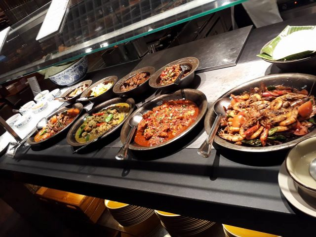 Straits Kitchen – Grand Hyatt Singapore
