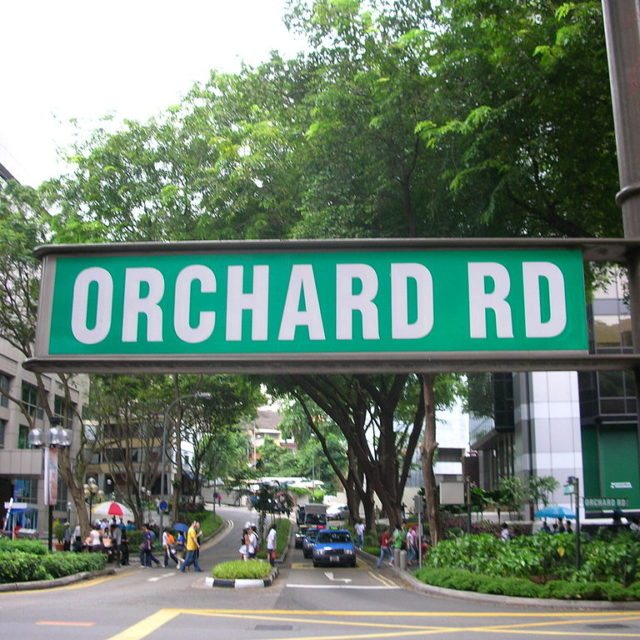 Cheapest parking in orchard