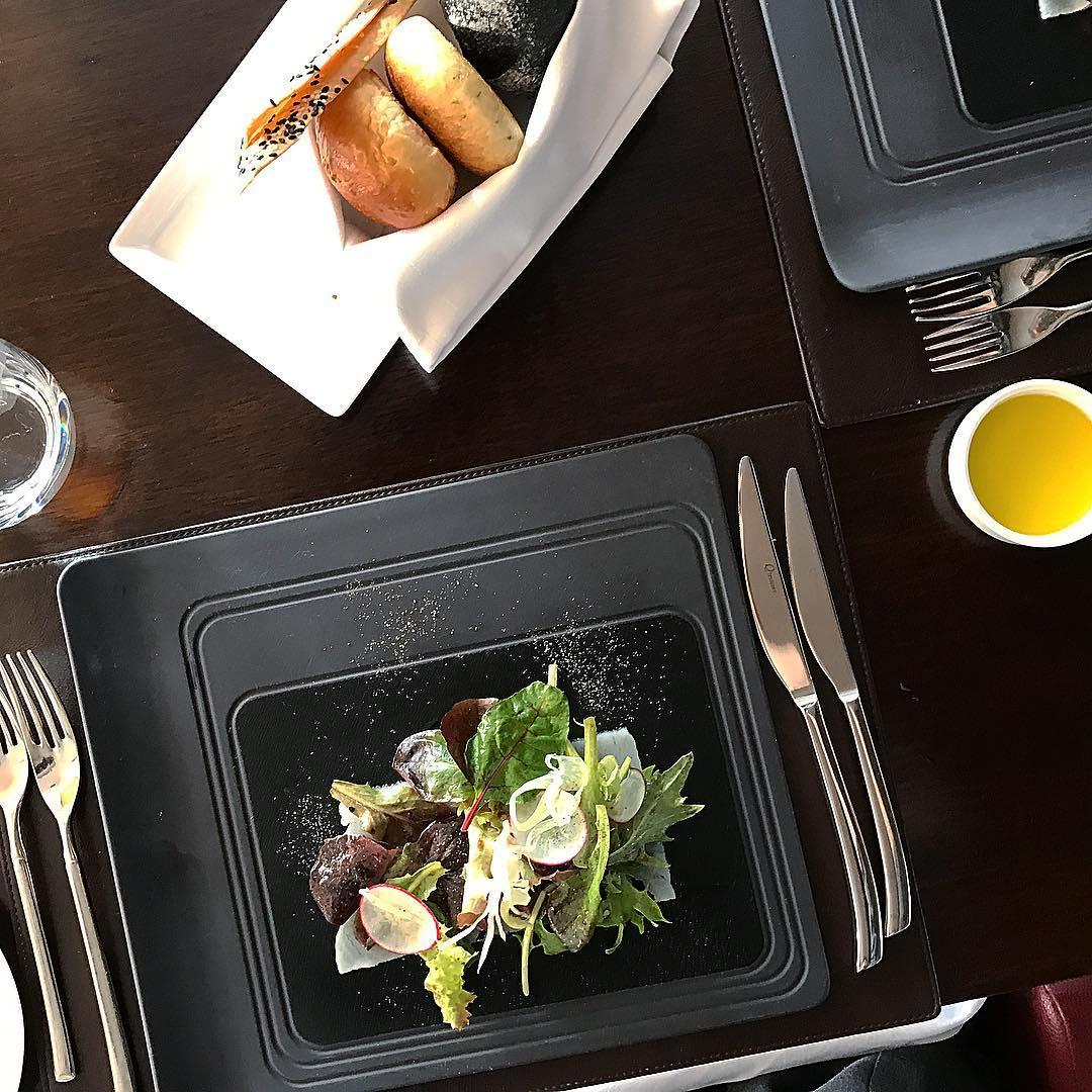 Il Cielo Restaurant, Hilton Singapore Set Lunch deal
