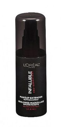 L'Oreal Paris Infallible Fixing Spray