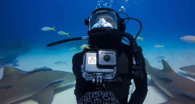 GoPro Diving