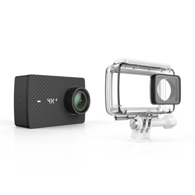 Yi 4K+ and Waterproof Case