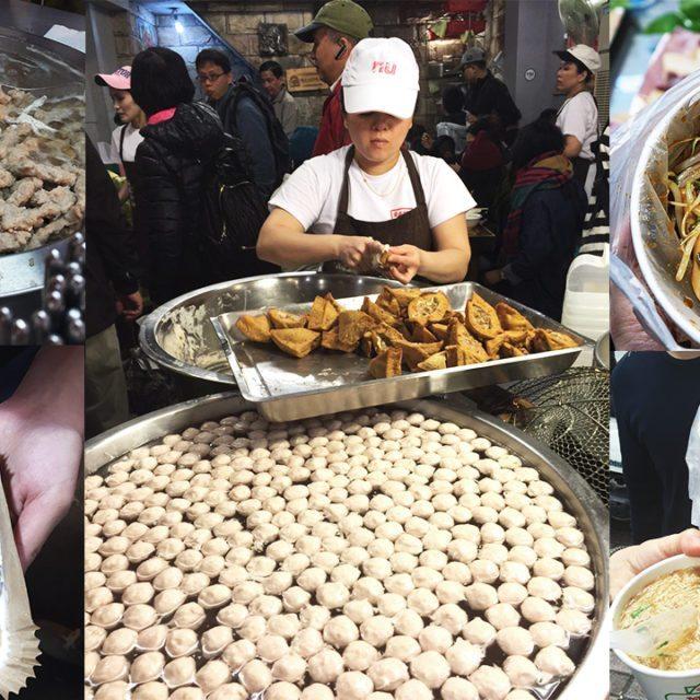 Best Taiwan Night Market Food