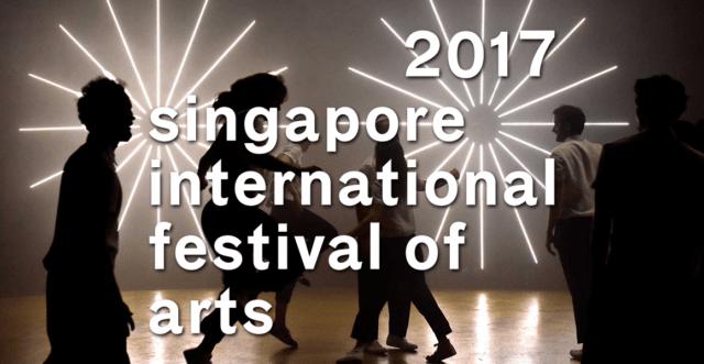 Singapore international festival of arts banner