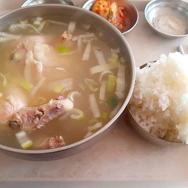 ntu pioneer canteen korean