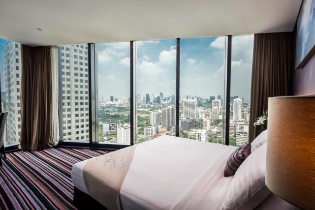 Continent Sky Room