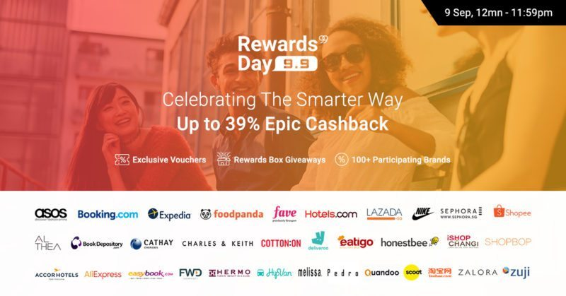 9.9 Rewards Day - The Smarter Way to Shop