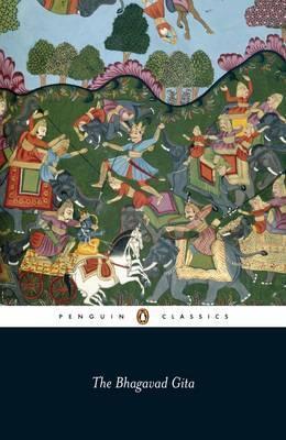 The Bhagavad Gita by Simon Brodbeck