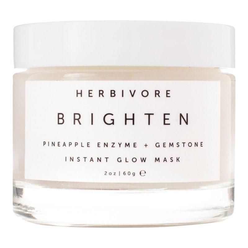 Brighten - Pineapple Enzyme + Gemstone Instant Glow Mask