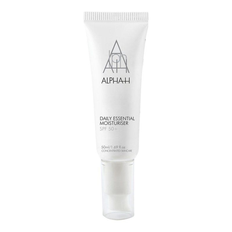 daily essential moisturiser