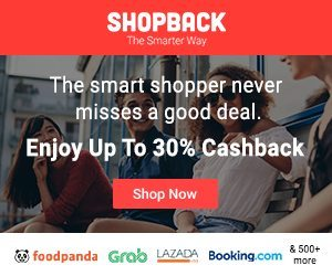ShopBack - The Smarter Way