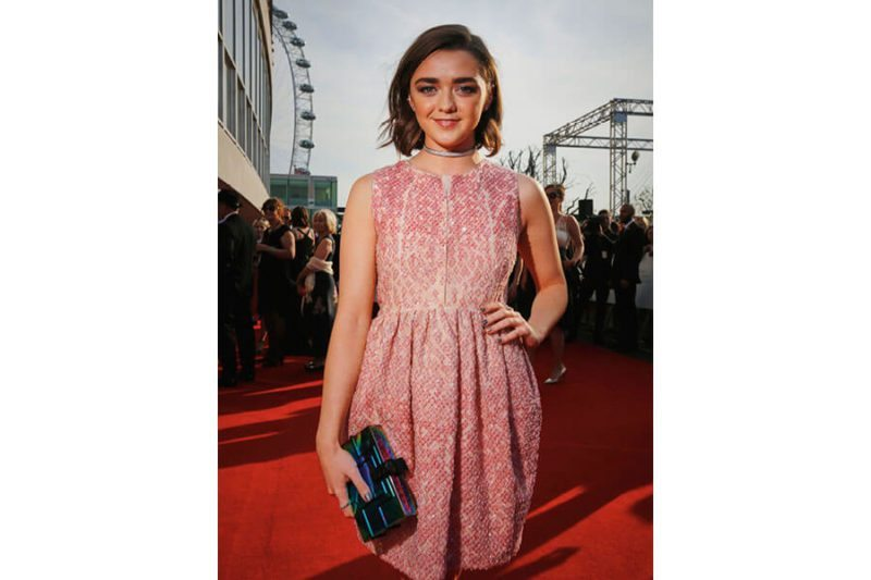 maisie williams charles and keith