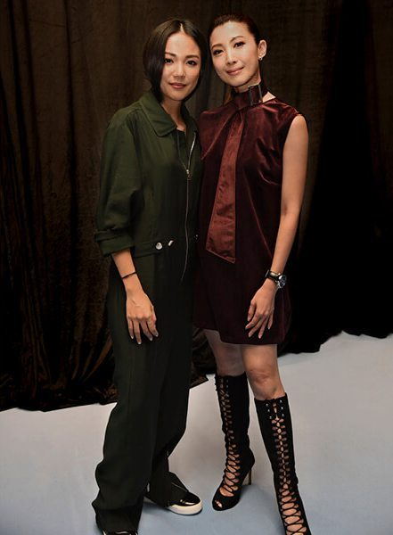 Jeanette Aw charles and keith