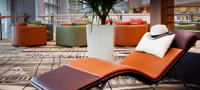 Free to use Snooze Lounges at Changi Airport