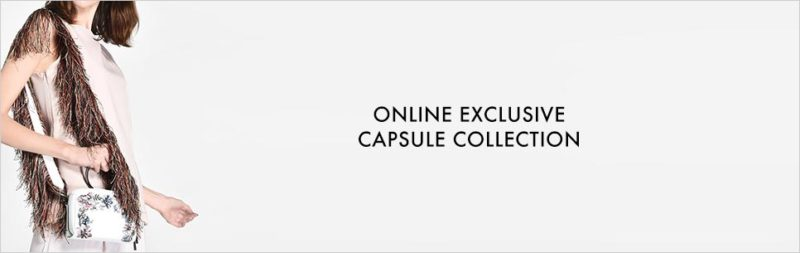 Charles & Keith online exclusives