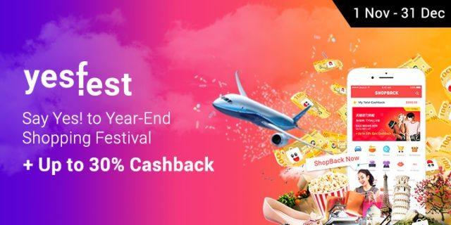 shopback yesfest