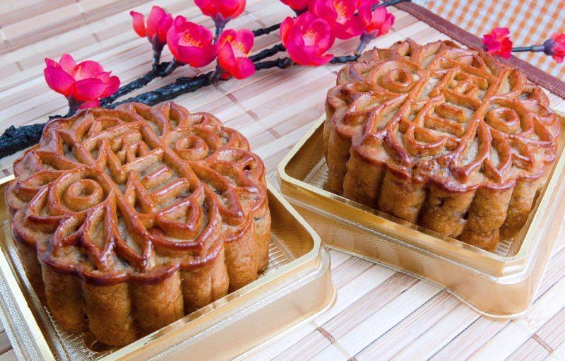 Best mooncakes in Singapore