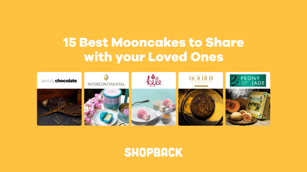 15 Best Mooncakes to Share with your Loved Ones