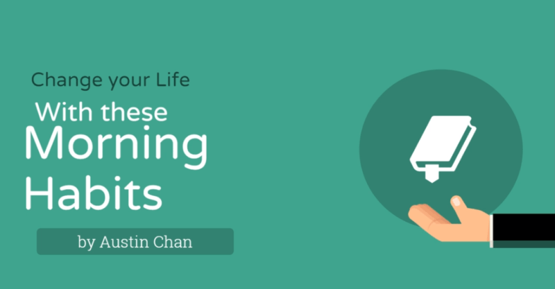 Morning Habits for Successful People Online Course